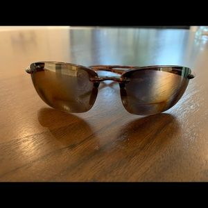COPY - Maui Jim Sunglasses with readers (+125)